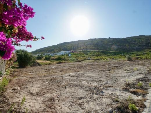 plots of land in Javea