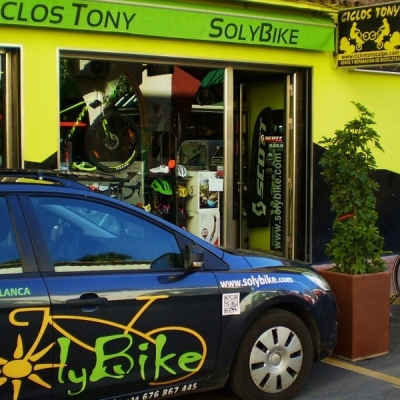 Ciclos Tony & SolyBike - Bike sales/rentals & Tours