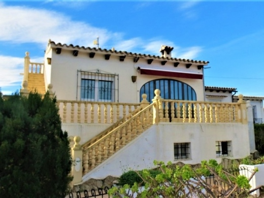 4 bed townhouse in Moraira