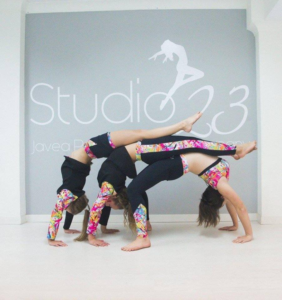 Performing Arts Classes at Studio 23 in Javea