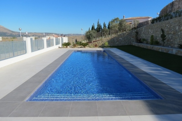 3 bed new build villas in Javea