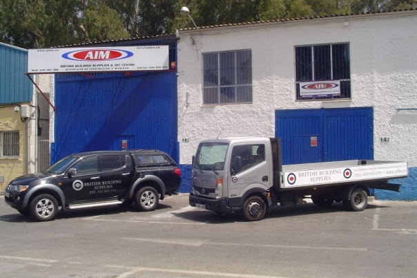 AIM British Building Supplies & DIY Centre Javea