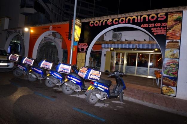 Correcaminos Take Away Food In Calpe Spain