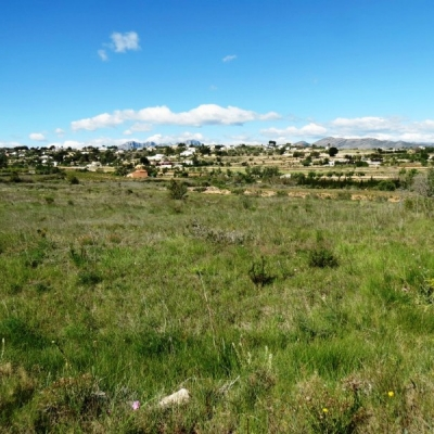 land for building in Teulada