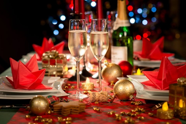 Plan your Christmas Party Event from Costa Blanca Events Planner