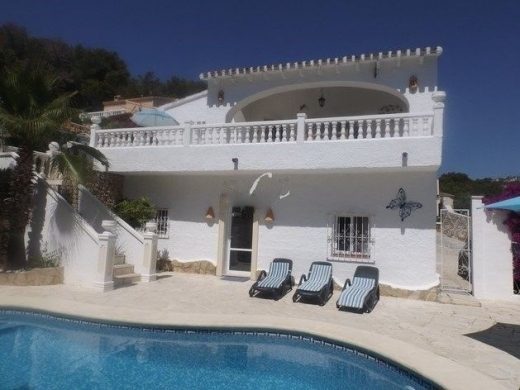 5 bed casa / chalet in Benissa