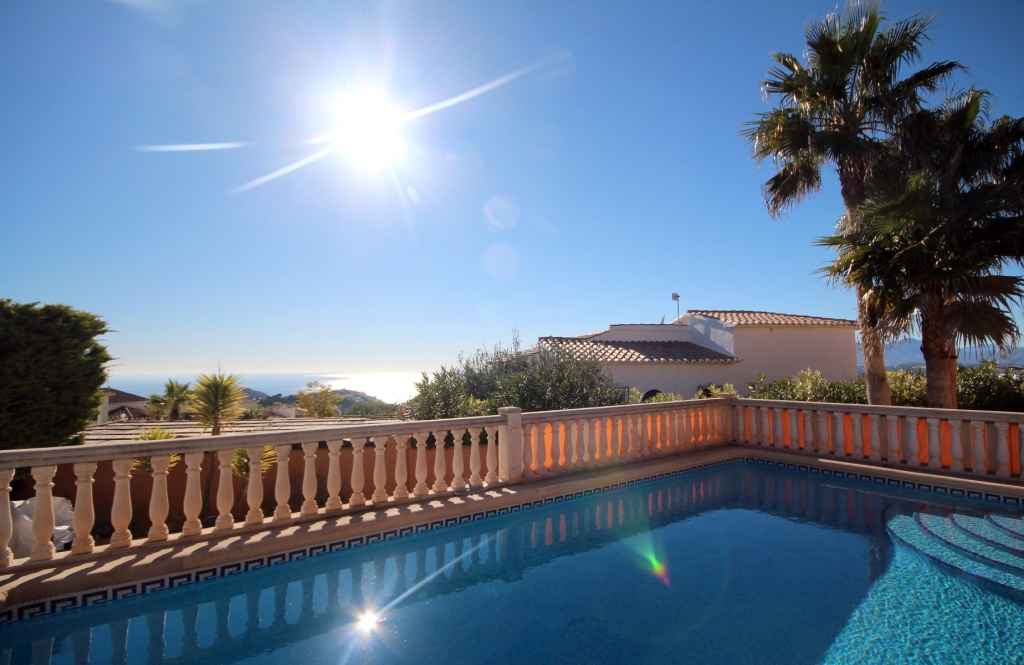 5 bed villa in Benitachell