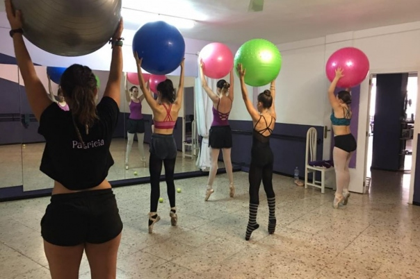 Dancing: Classes at Marcia's Dance Centre, Calpe