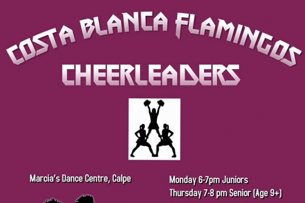 Dancing: Weekly Classes at Marcia's Dance Centre, Calpe