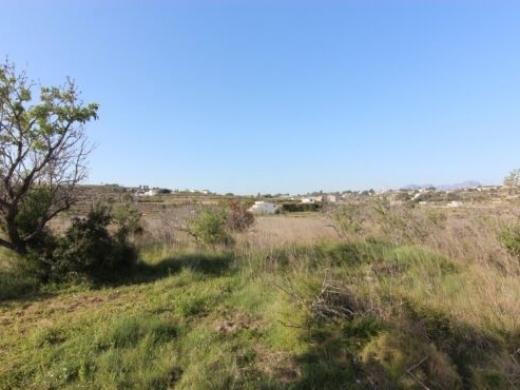 land in Teulada