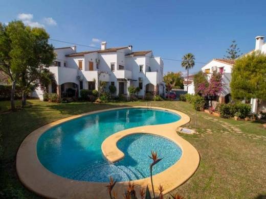 1 bed apartments in Denia