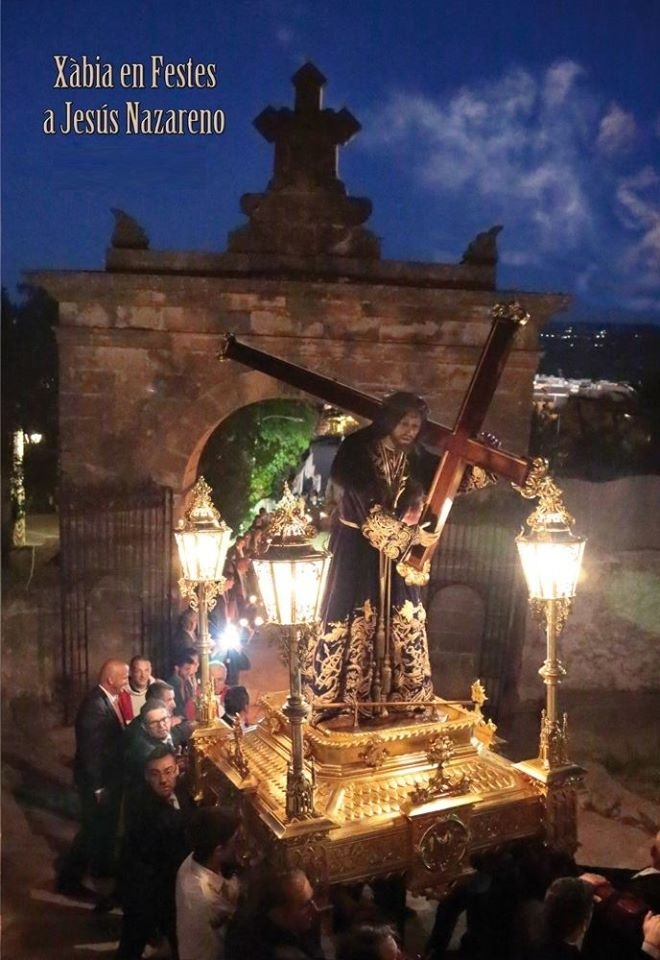 "Fiestas in Javea: ""Jesus Nazareno"" (April-May 2020)"