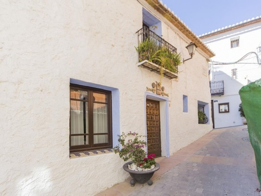 4 bed townhouse in Calpe