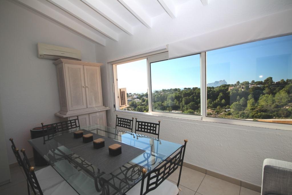 1 bed apartment in Benissa Costa