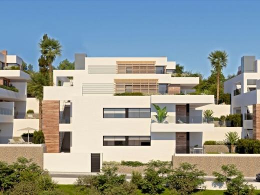 2 bed new build apartment in Cumbre Del Sol