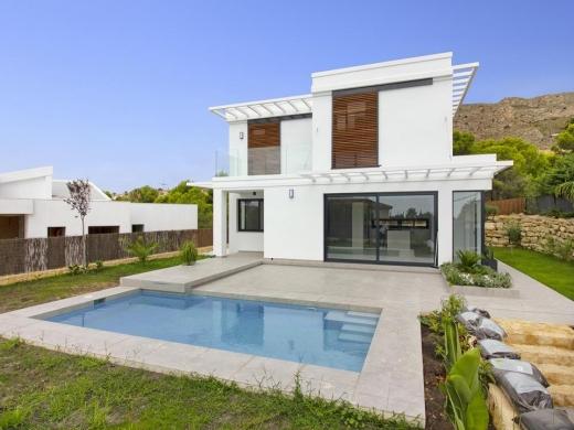4 bed villa in Benidorm