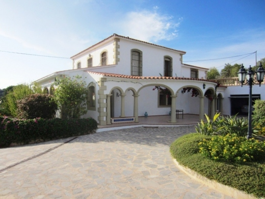 5 bed finca / country house in Teulada