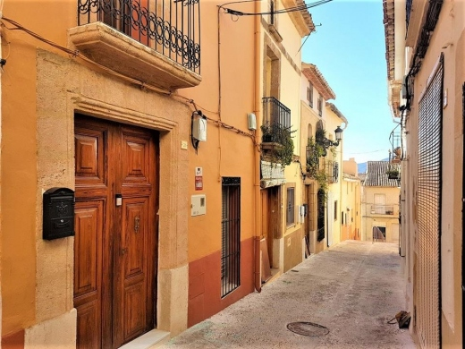 4 bed townhouse in Teulada