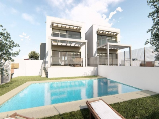 3 bed new build in Moraira