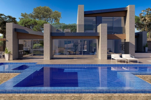 4 bed villas / chalets in Javea
