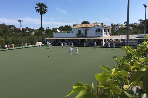 Inn on the Green - Javea Bowls Club