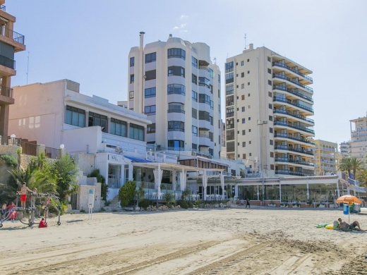 4 bed apartment in Calpe