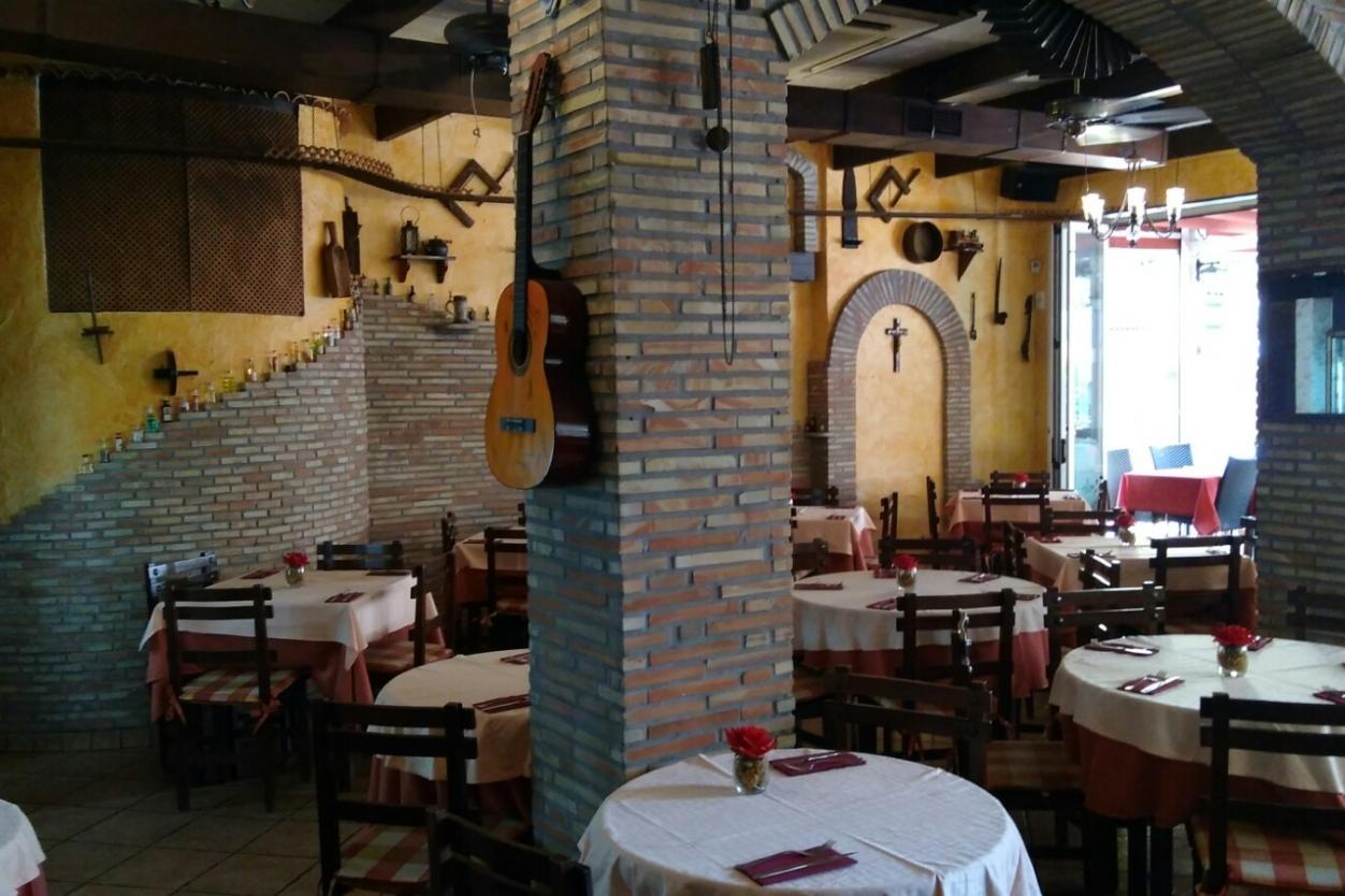 Pizzeria La Rusticana Calpe Italian Amp Pizza Restaurants