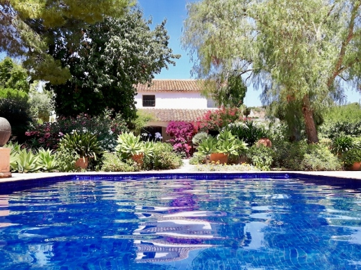 5 bed country house / finca in Benissa