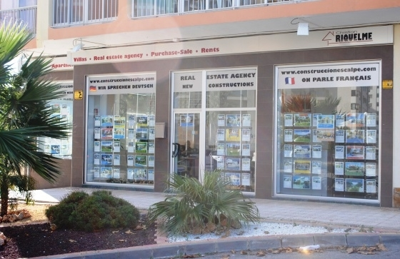 Inmobiliaria Riquelme - Property & Construction