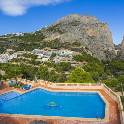 2 bed apartment in Mascarat