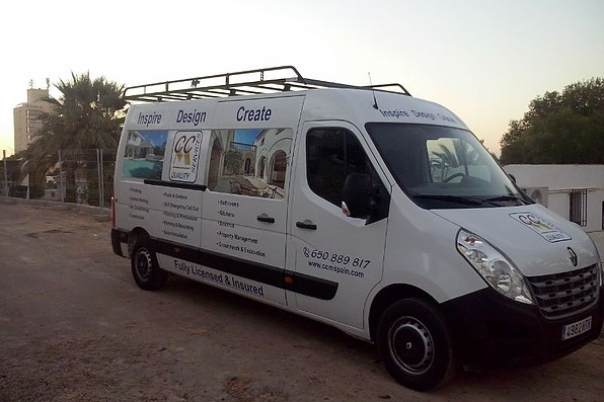CCM Quality Services - Construction & Property Maintenance Costa Blanca