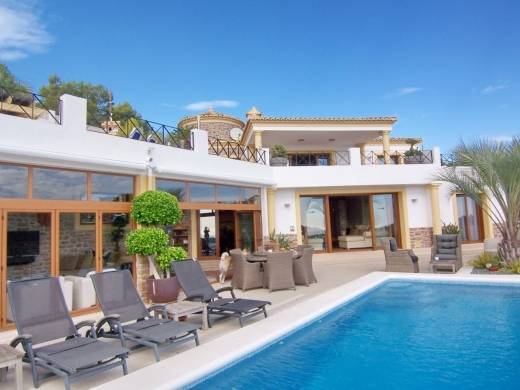 5 bed villa de lujo in Calpe / Calp