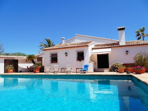 5 bed finca / country house in Benissa