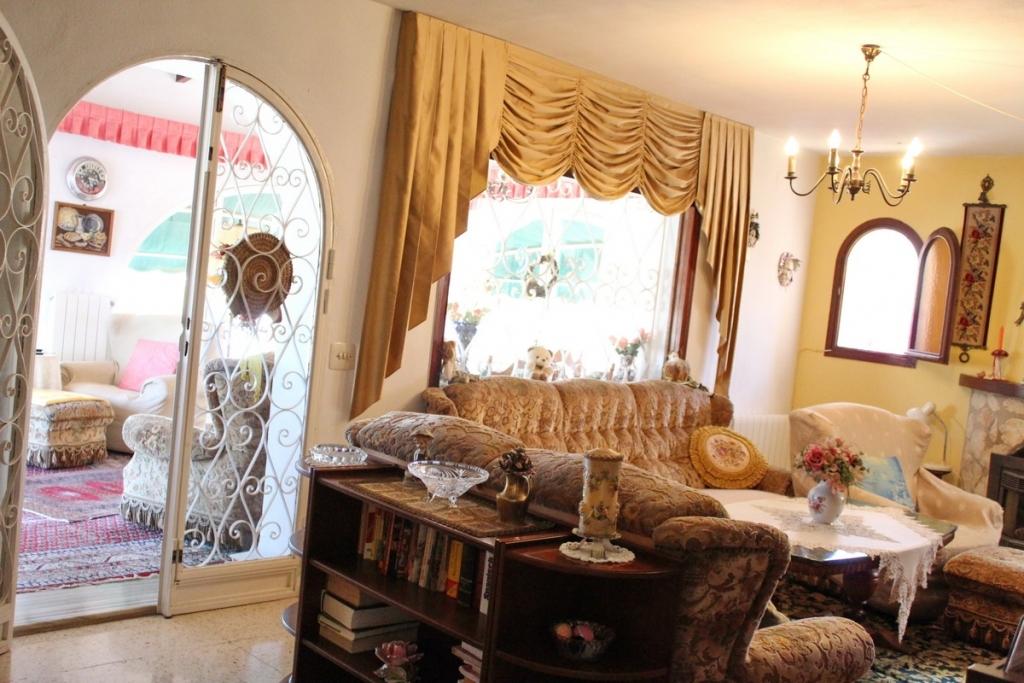 3 bed villa in Benissa Costa