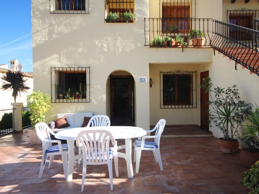 2 bed  apartment in Moraira