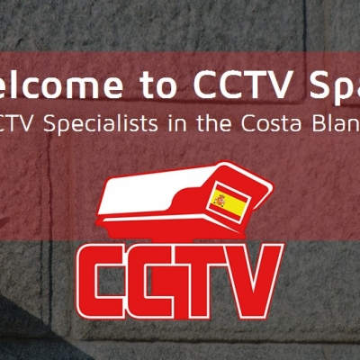 CCTV Camera Security Spain