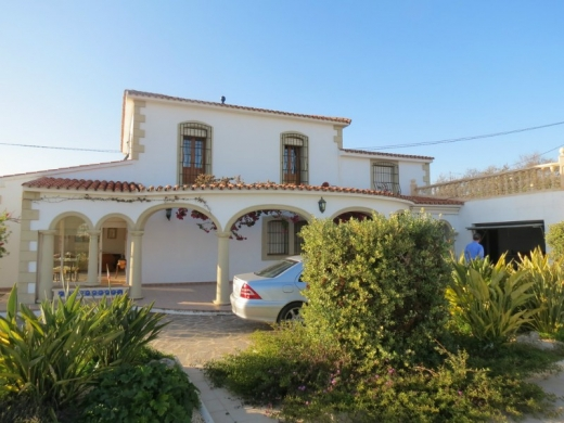 6 bed  finca in Teulada