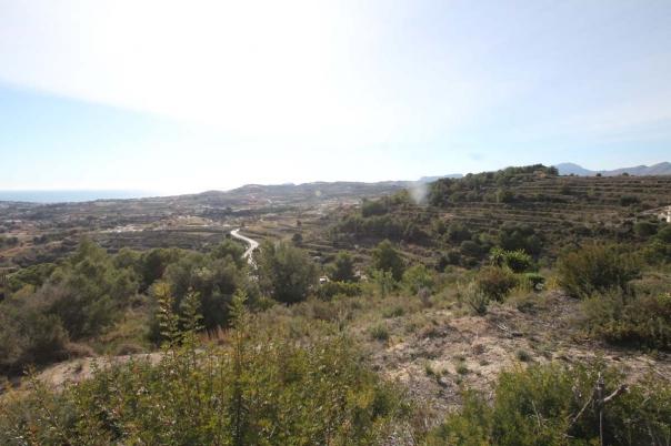 plot in Teulada