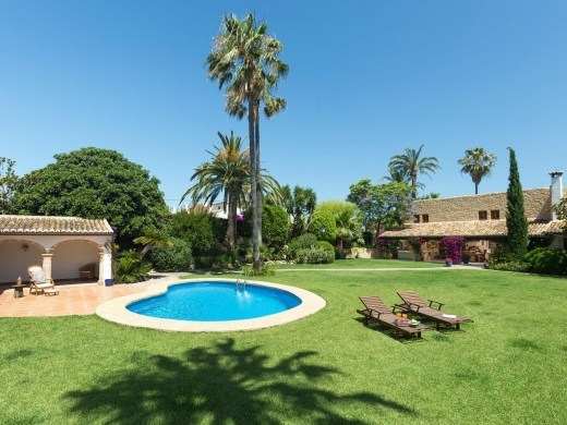 4 bed finca in Javea