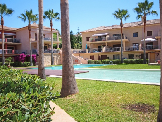 2 bed apartment in Benissa Costa