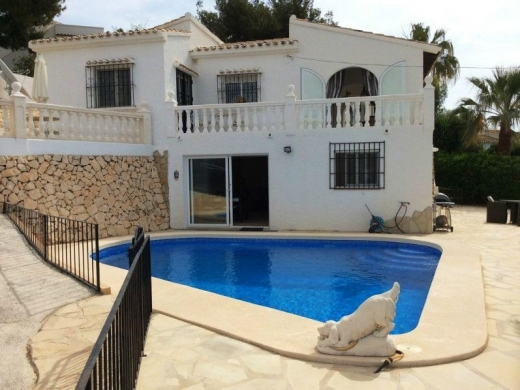 4 bed casa / chalet in Benissa