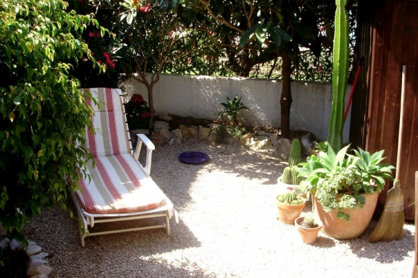 2 bed townhouse in Denia