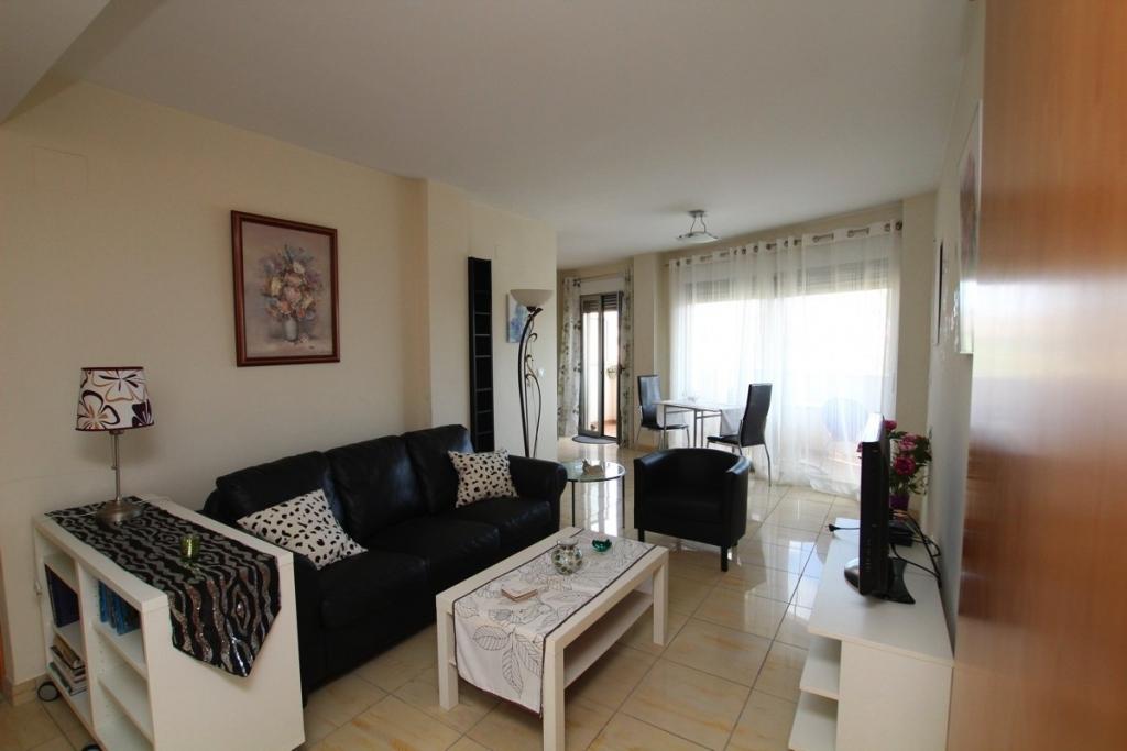 2 bed apartment / flat in Teulada