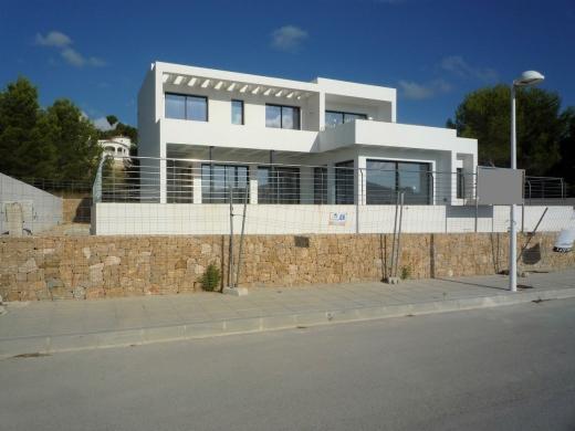 4 bed villas in Moraira