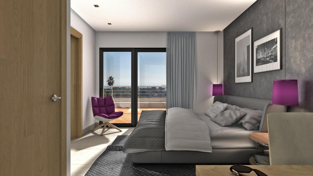 3 bed villas / chalets in Moraira