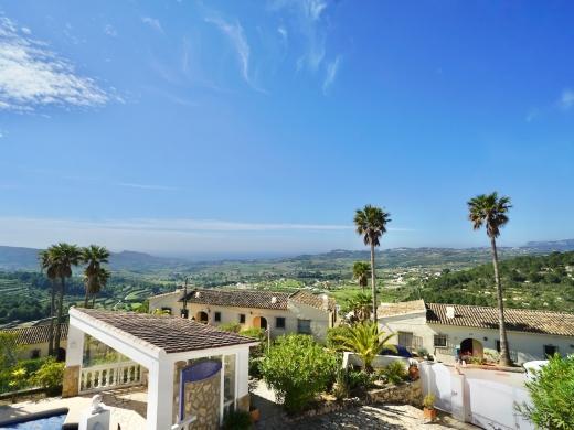 2 bed villas in Teulada