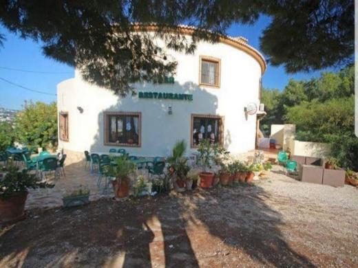 12 bed villa in Moraira