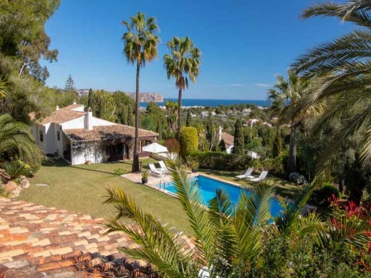 5 bed villas in Javea
