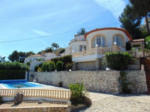 3 bed villas in Benissa