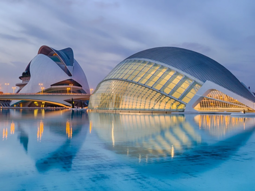A Day in Valencia
